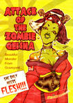 Attack of the Zombie Geisha