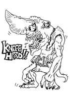 Knifehead (Pacific Rim) by ElPino0921