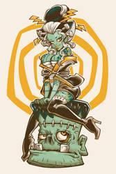 Geisha Monster