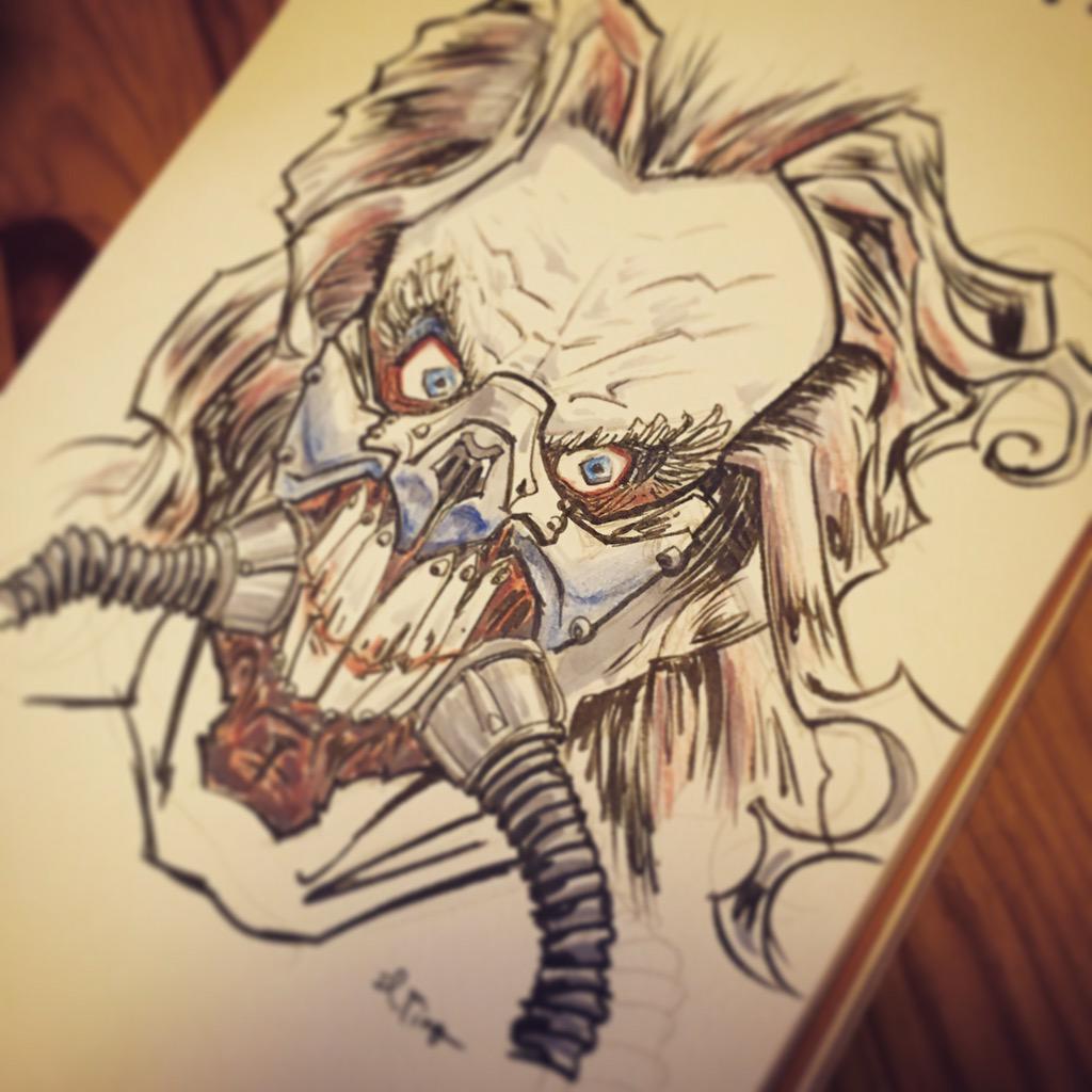 Immortan Joe by ElPino0921