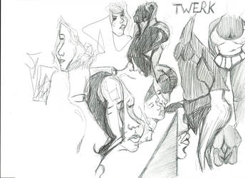 Random Sketch 9