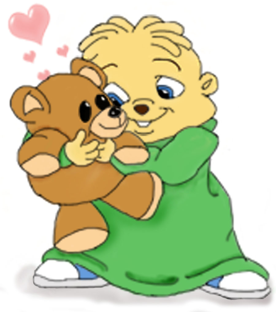 Teddy by pinbeak