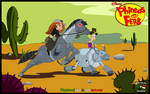 KP Phineas and Ferb Rodeo