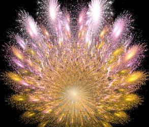 Fireworks 3 by Kishe