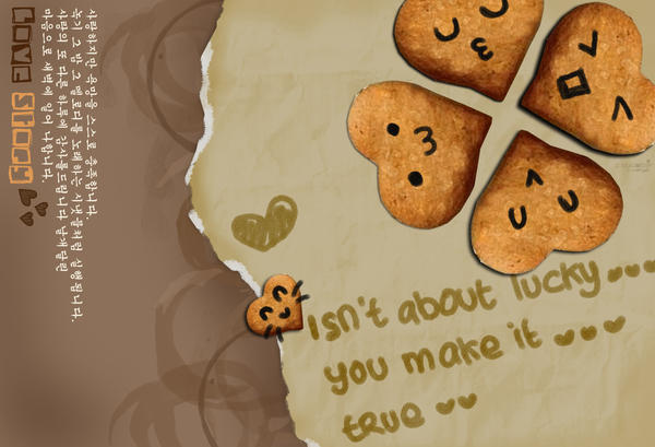 Love Story Wallpaper Images : Love Story Wallpaper - Lucky by lepidolite on DeviantArt