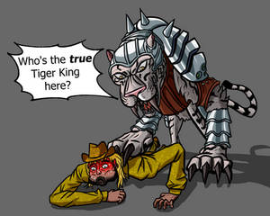 Who is the Tiger King