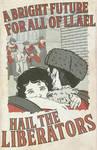 Khadorian Propaganda Poster NEW