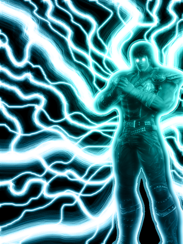 Kenshiro Powers by Bladius021