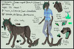GREEN - reference sheet [2013]