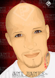 Ami james Miami Ink by paulofernandes