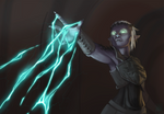 Witch Bolt