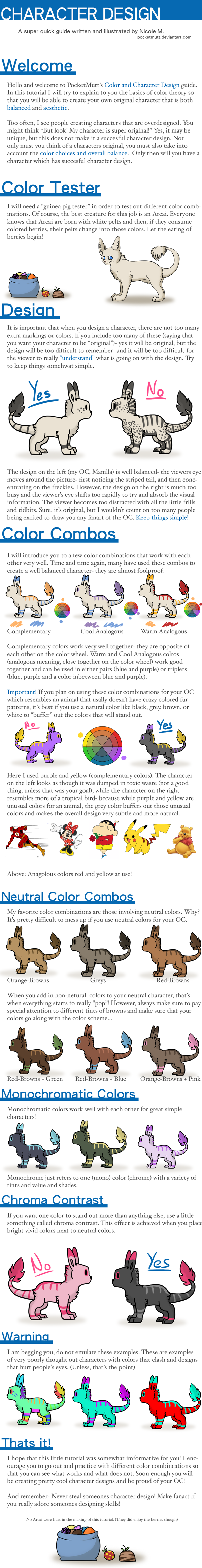 Character Design Sheet Tutorial : Character design tutorial by i moosker on deviantart