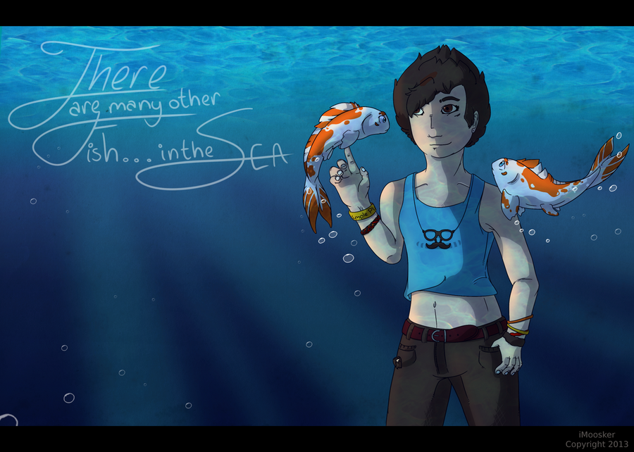 Other koi fish in the sea by i moosker on deviantart for Other fish in the sea