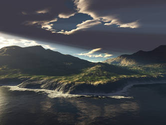 Eve of the Storm by Aradon-Templar
