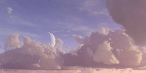 To Walk Among the Clouds by Aradon-Templar
