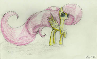 Fluttershy by The-sparkly-pony