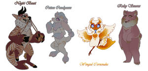 Foodie Adopts [OPEN1/3]