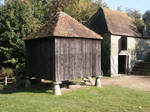 Water Mill and Granary