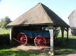 18th Century Waggon Shed