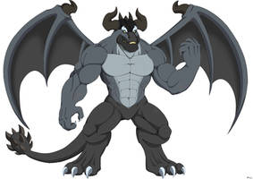 Taurus Dragon by ktmz27