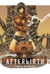 AFTERbIRTH book cover 1