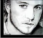 Heath Ledger , Close-Up