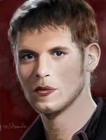 Klaus 'Vampire Diaries ' by BlueZest