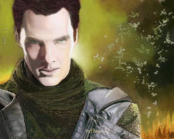 Benedict Cumberbatch ( Star Trek Khan ) 08
