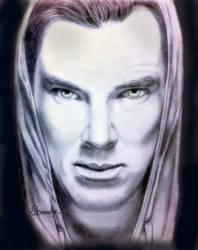 Benedict Cumberbatch as Khan (Star Trek)