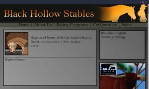 [Show Log] BHS Isla Nublar's Raptor