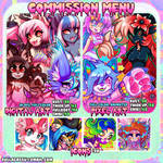 GULLACASS COMMISSIONS 2019 [OPEN]