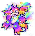 Neopets: Rainbow Scorchio