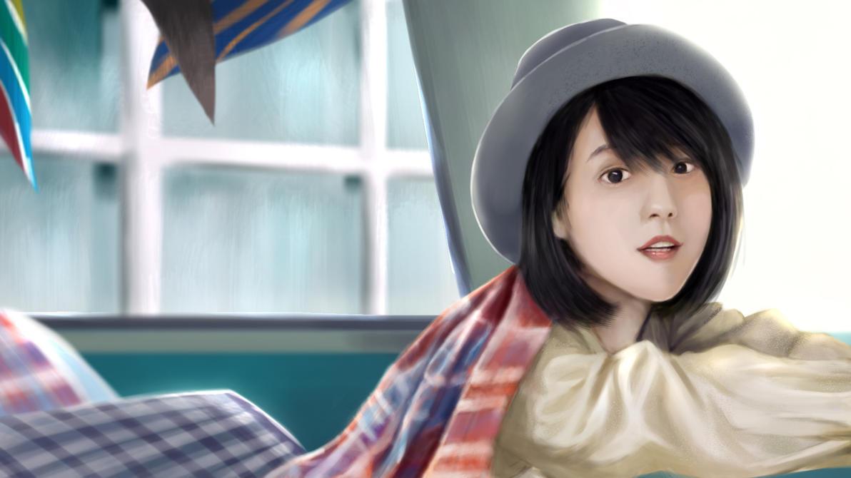 Maaya Uchida Photo Study by terti