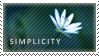 Ode to simplicity stamp 02 by teyasaveleva