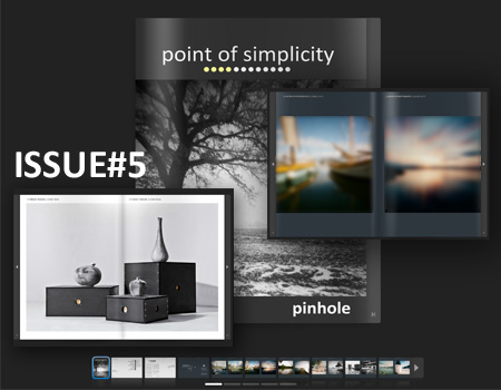 ISSUE 5 PINHOLE is OUT by teyasaveleva