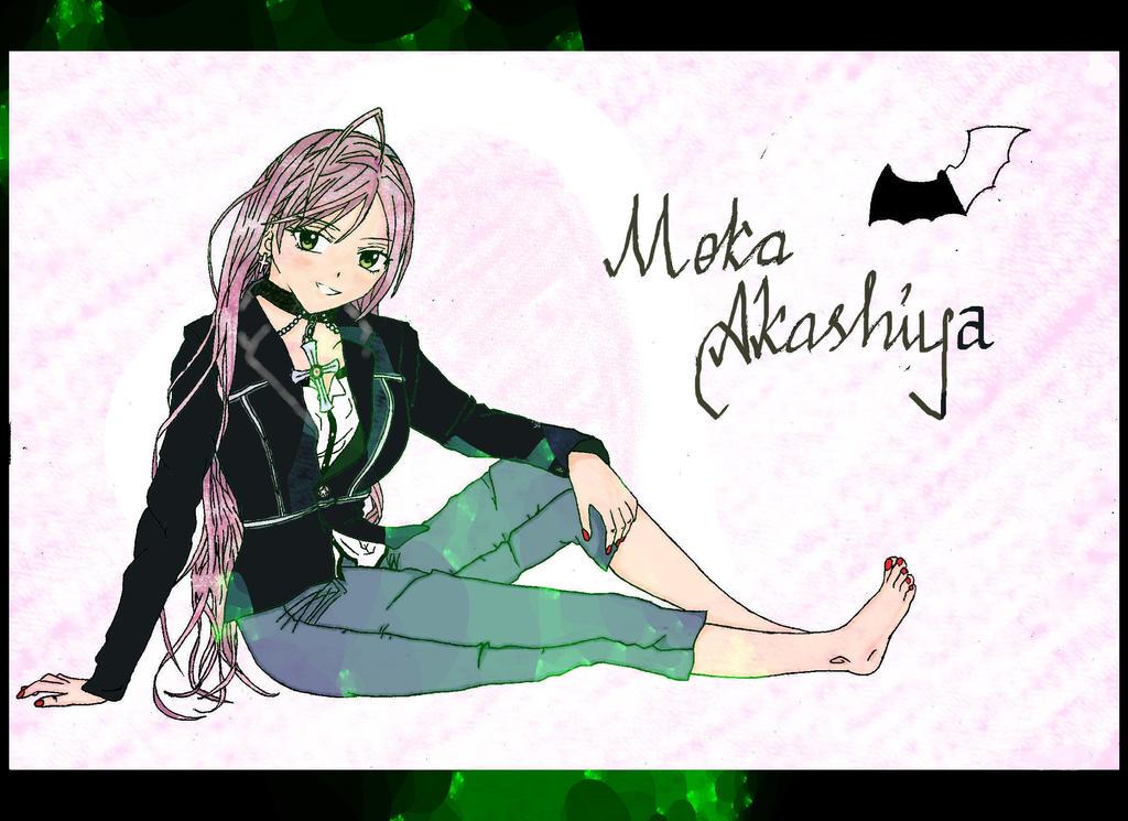 Akashiya Moka by Silverflutter