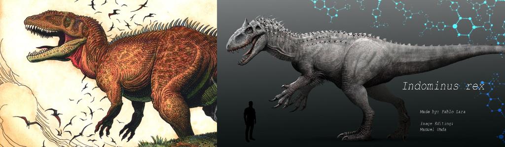 Indominous Rex by broku5000