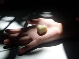 heart chocolate by kecoangesot