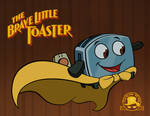 The Brave Little Toaster by enigmawing