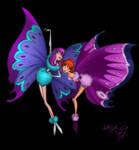Bluth's Butterflies