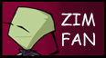 Invader Zim: Zim Fan by varletlegion