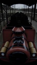 Ghost Train by MysteriousFayth