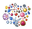 Poke Gems by Psybreon
