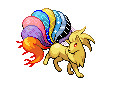 9 Types Ninetails by Psybreon