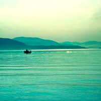 Calypso Sailing by mebilia