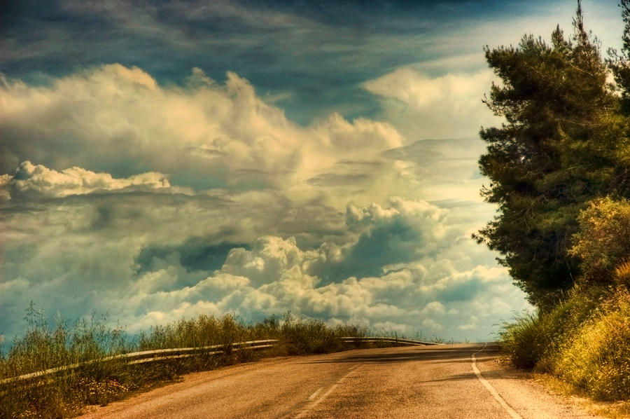 The Way to Heaven by mebilia