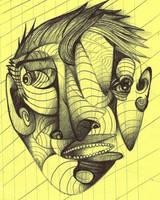 Self Portrait by oesoph