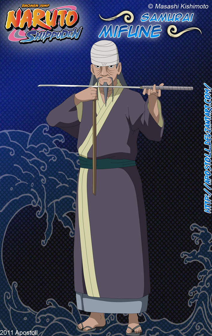Mifune -Samurai- by Apostoll