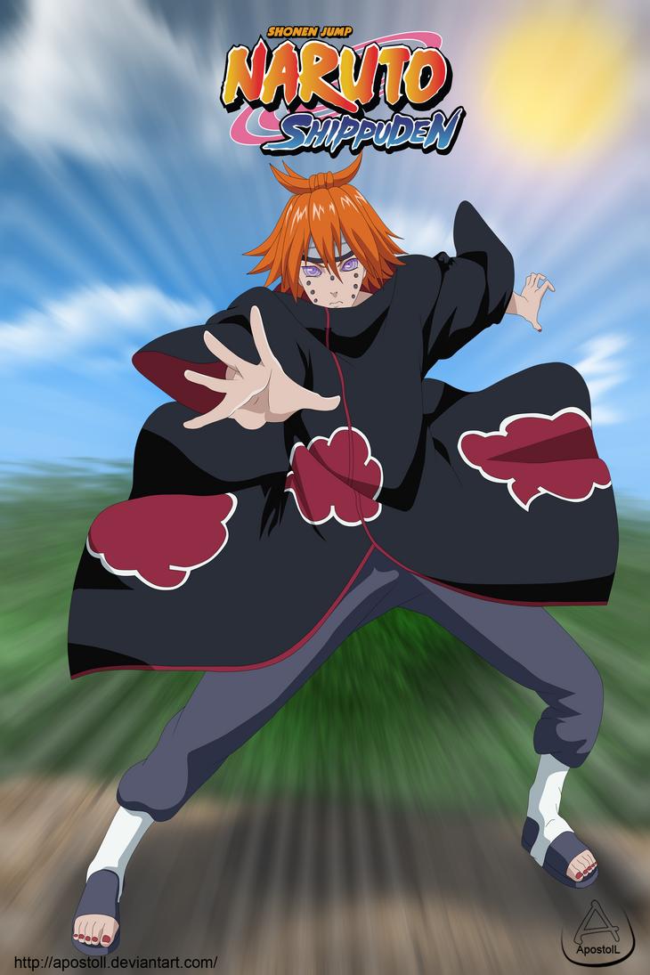 Naruto Animal Path Hot Pain -Animal Path- by ...