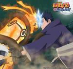 Naruto Manga 609